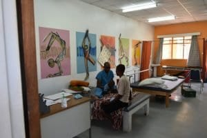 Jackie's Corner - Cure International - Lusaka