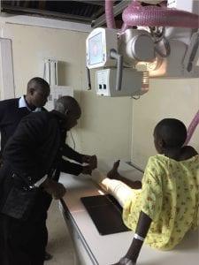 Tenwek Hospital Radiology