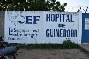 Hopital de Guine Bor II